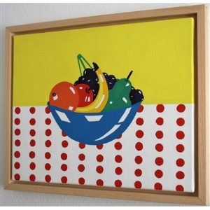 Fruit Bowl (Popart)
